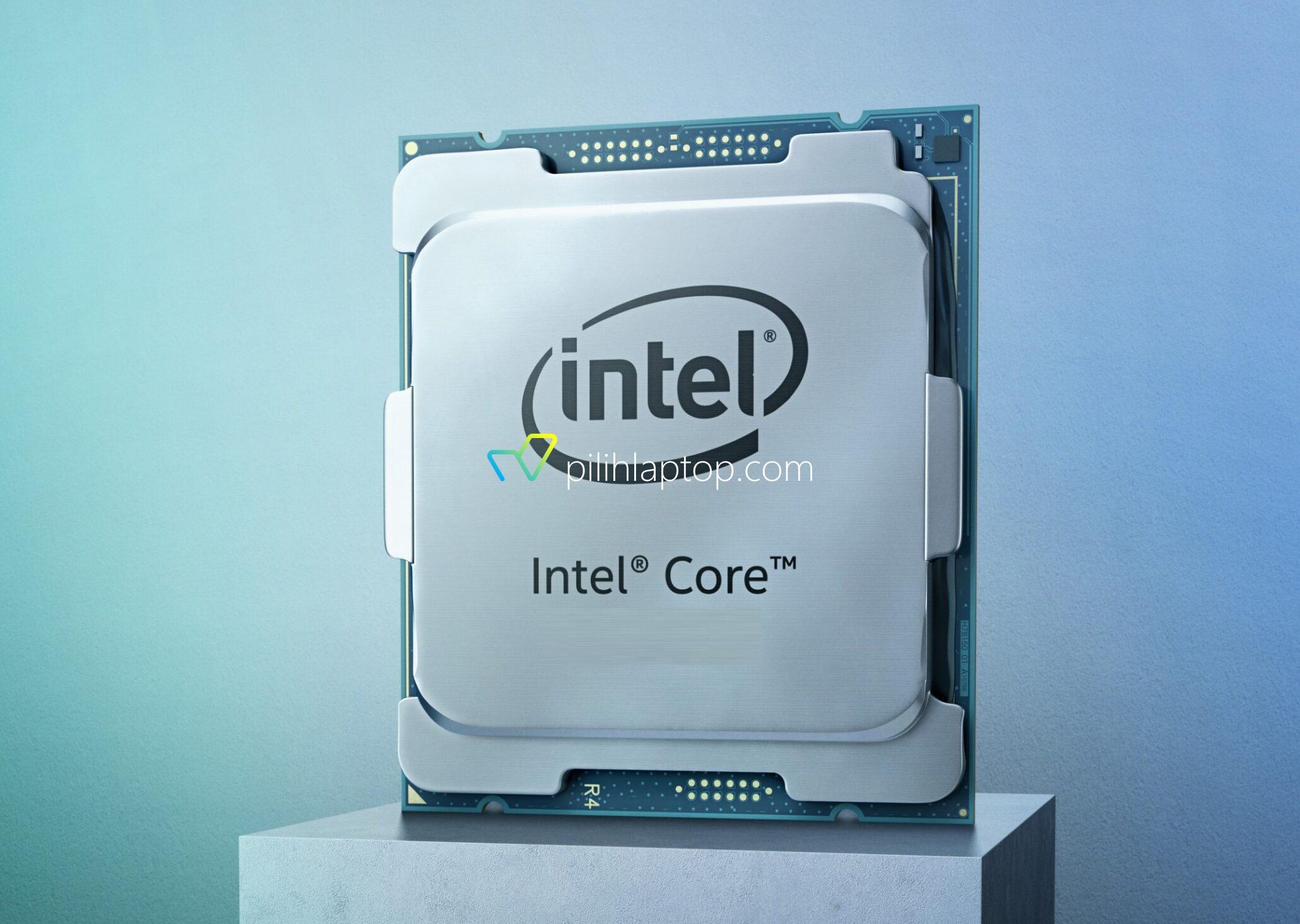 Chip Terbaru dari Intel yang siap bersaing melawan M1 Apple !