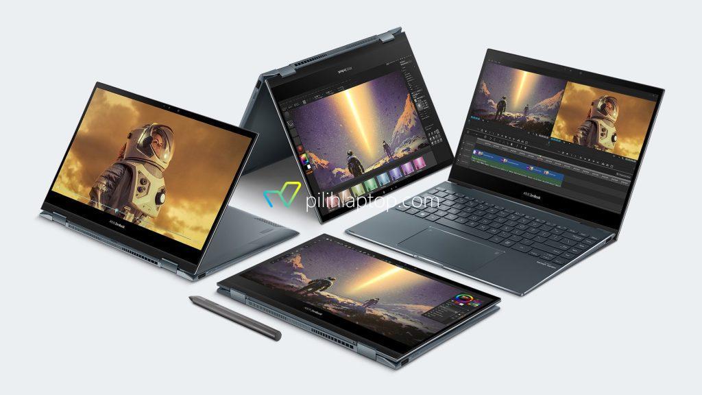 Review Asus Zenbook Flip 13 UX363EA